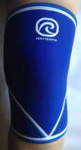 Rehband Blue Knee Sleeves